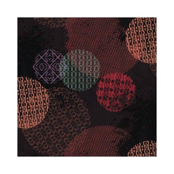 Juggling Summer - Overlapping Circles - Black