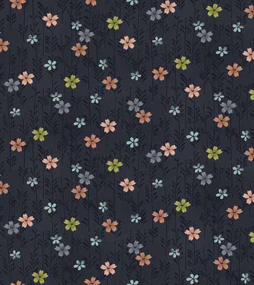 Asami Small Flower - Night