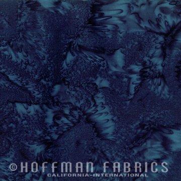 Hoffman Batik - Liquorice