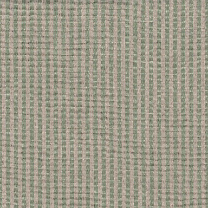 Stof - Shabby Chic - Green Stripe