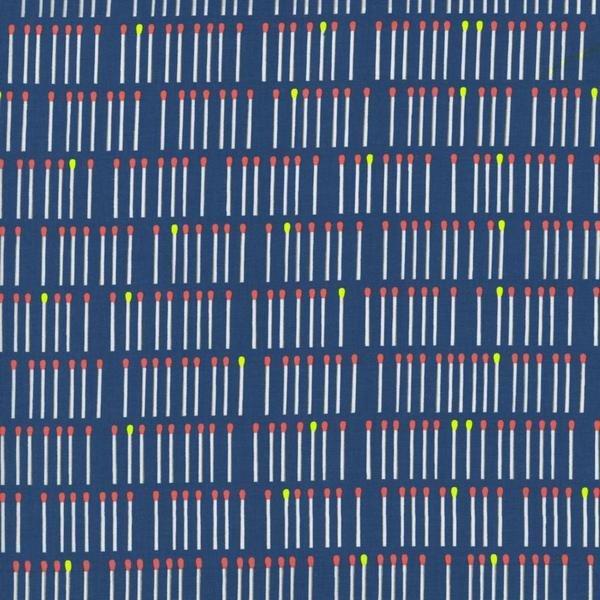 Moonlit - Matches - Blue