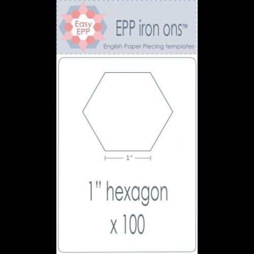 Hexies - 1 - 100pk