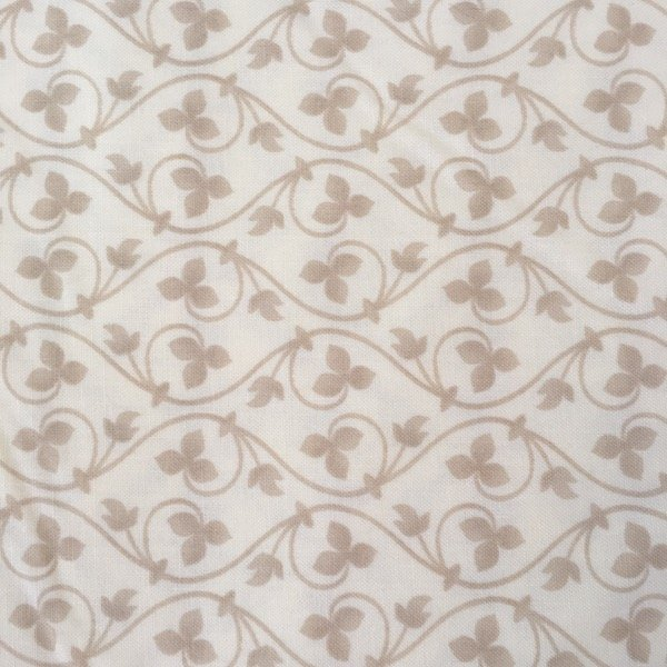 Tapestry - Mosaic Vines - Taupe