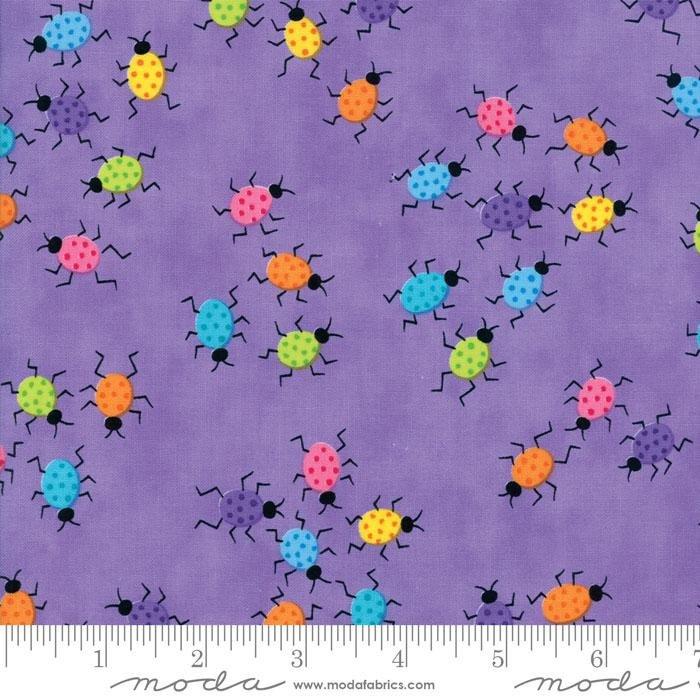 Frolic - Lady Bugs - Purple