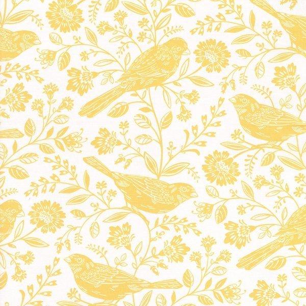 Alex Anderson Chirp - Gold Finch Perch