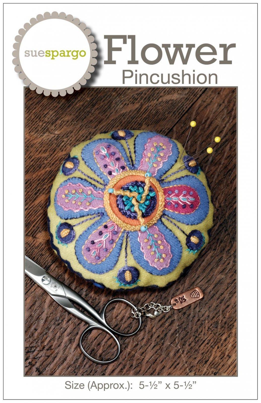 Flower Pincushion Classroom Series Kit