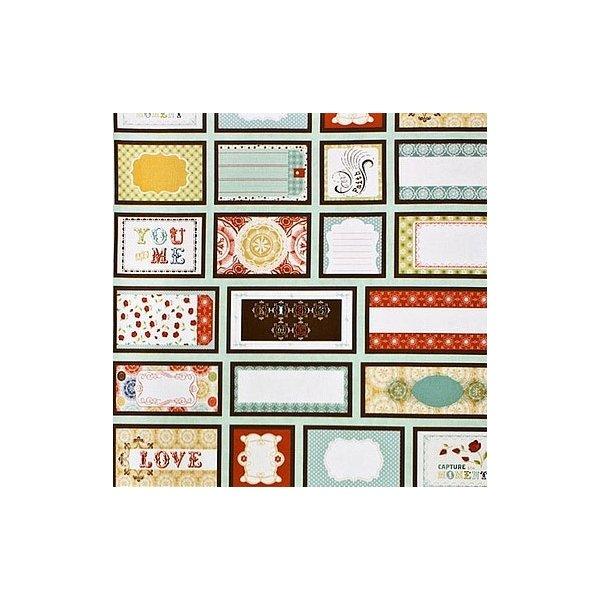 Quilt Labels -Odds & Ends - Panel