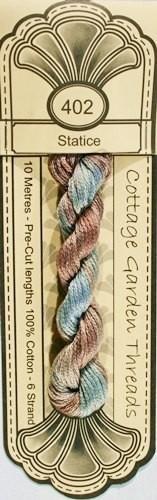 Cottage Garden Threads - 402 - Statice
