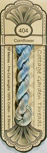 Cottage Garden Threads - 404 - Cornflower