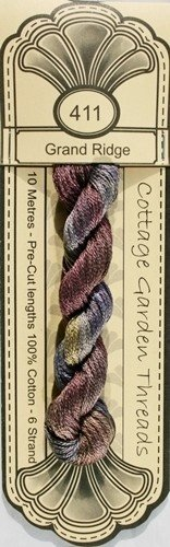 Cottage Garden Threads - 411 - Grand Ridge