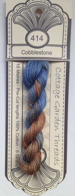Cottage Garden Threads - 414 - Cobble Stone