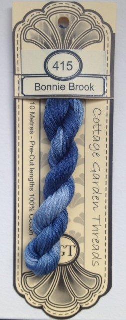 Cottage Garden Threads - 415 - Bonnie Brook