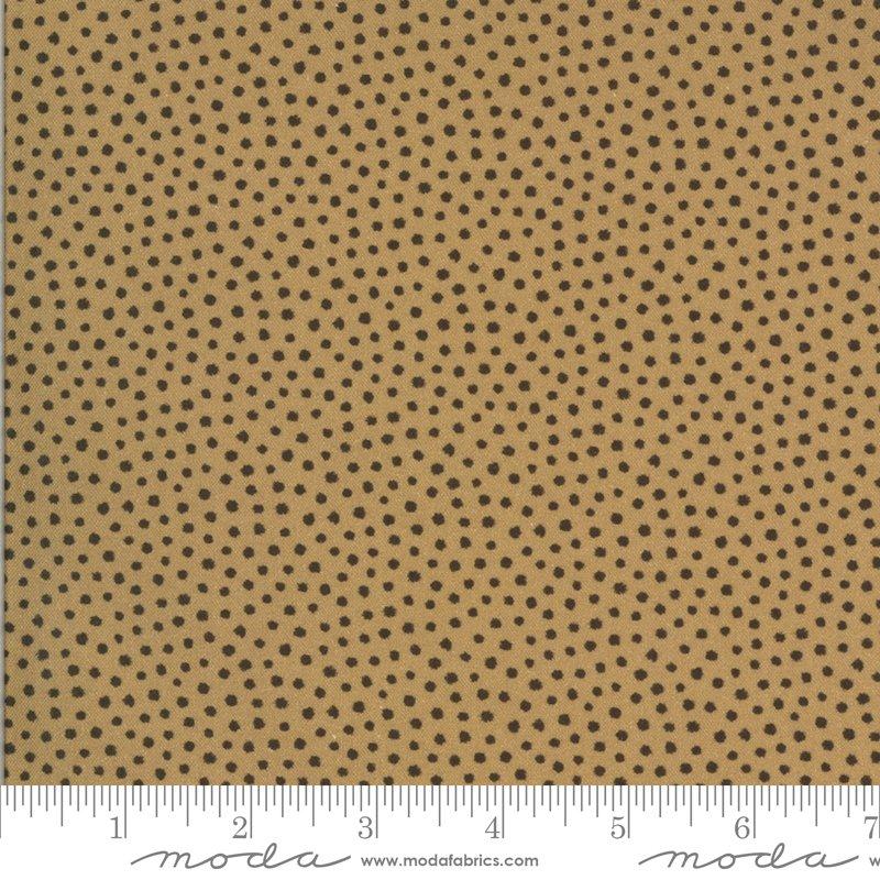 Regency Zarafa - Carob Samara Tan - Dots