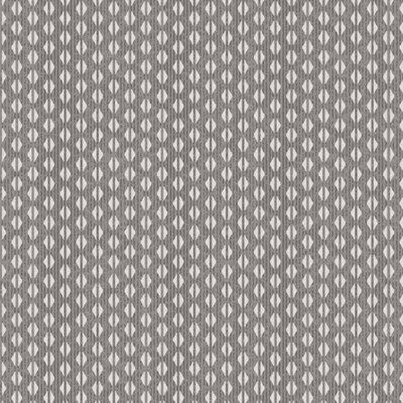 Stof Savana - Split Diamonds - Grey