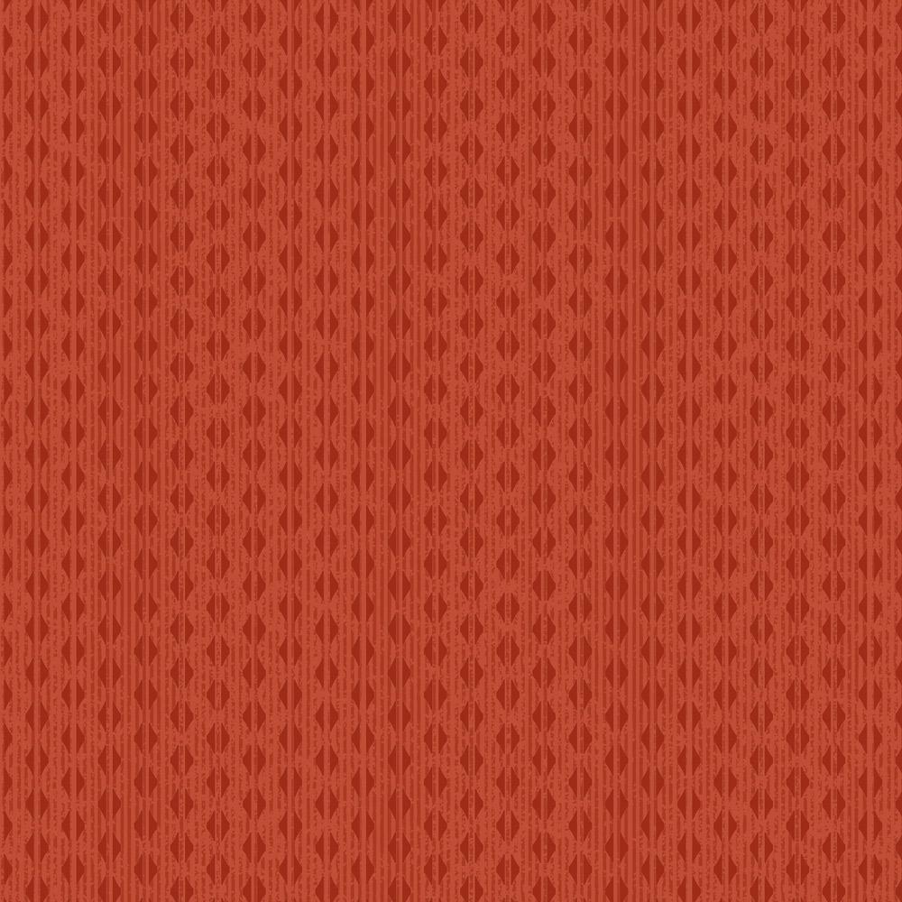 Stof Savana - Split Diamonds - Red