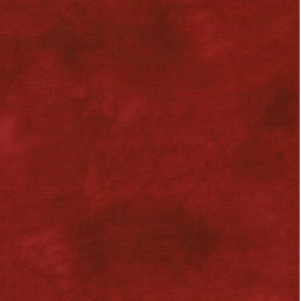 Stof - Quilter's Shadow - Dark Red