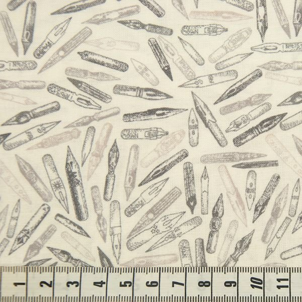 Quilters Basic - Ink Nibs - Pale Grey