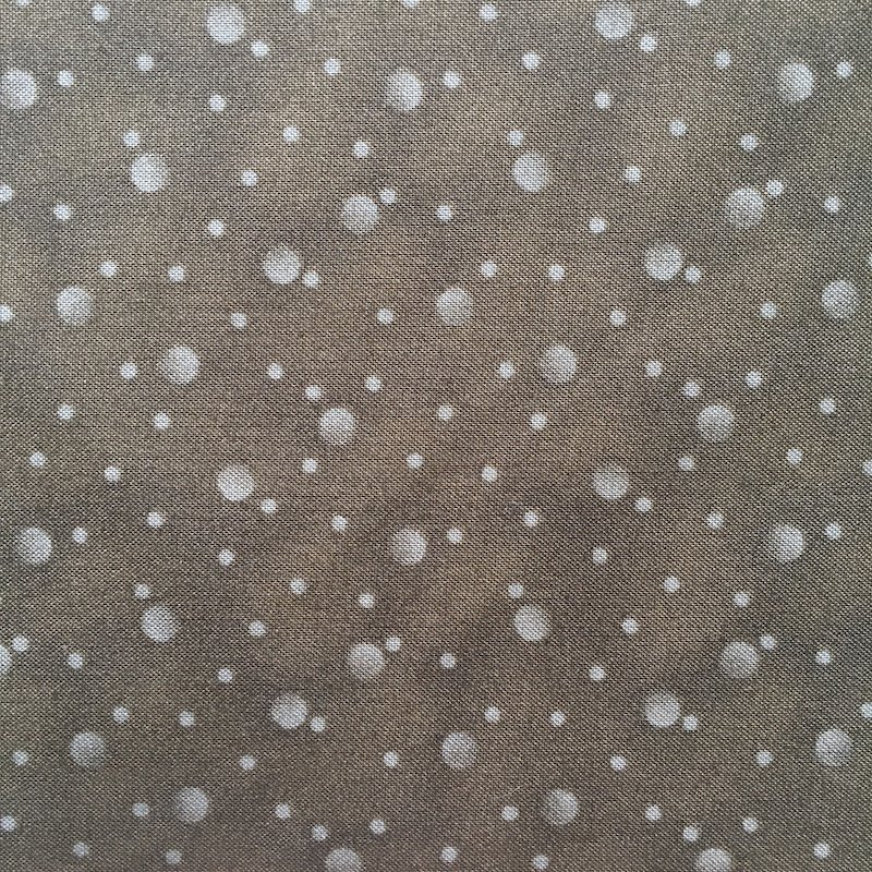 Quilters Basic - Bubbles - Cocoa