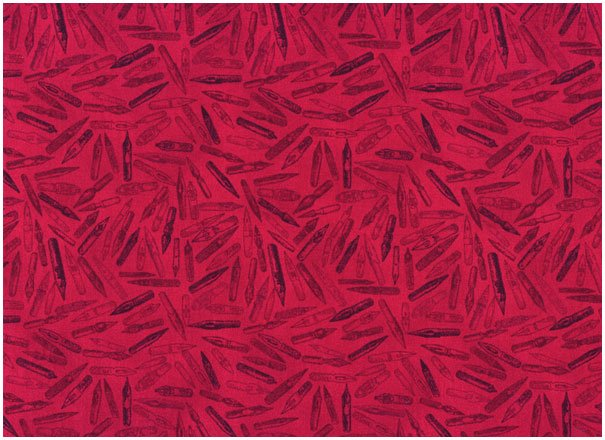Quilters Basic - Ink Nibs - Red