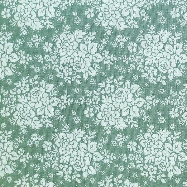 Spring Diaries - Audrey - Ocean Green