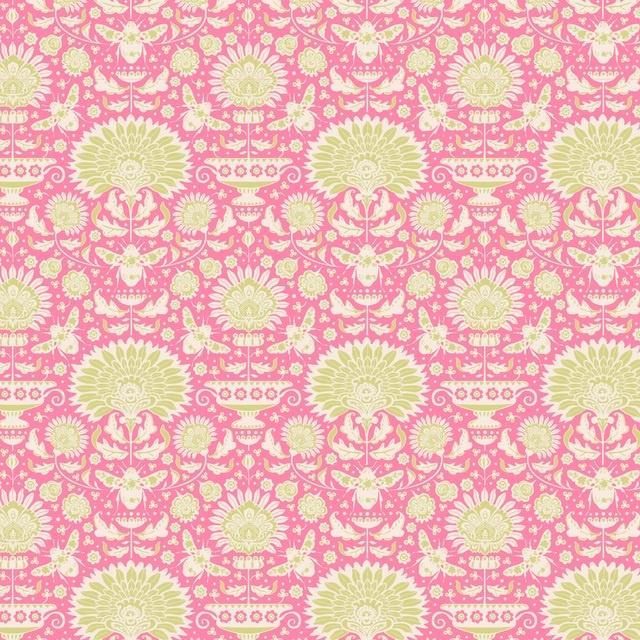 Bumblebee - Garden Bees - Pink