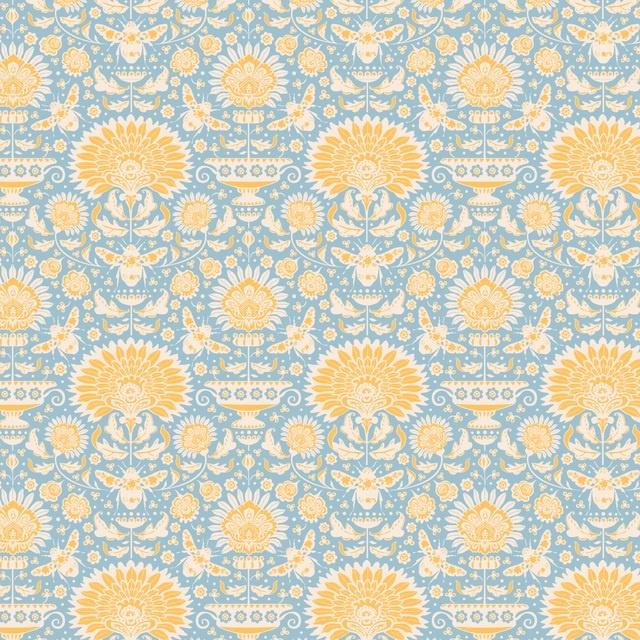 Bumblebee - Garden Bees - Blue