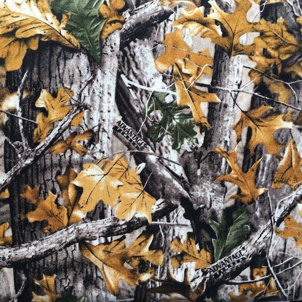 Oak Leaf Camouflage