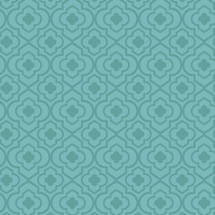 Harmony - Dehli Mosaic - Emerald Sea