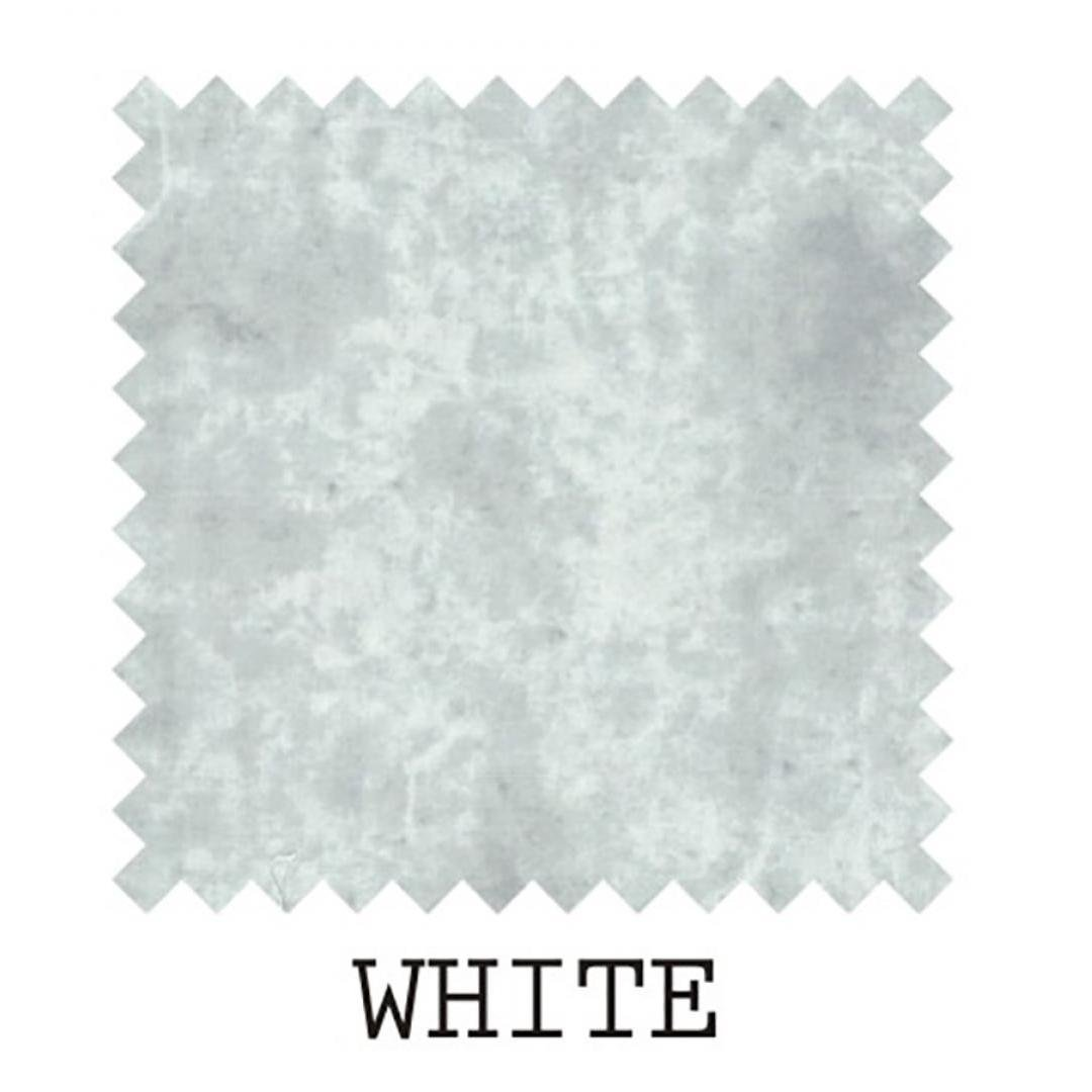Suede Collection - White