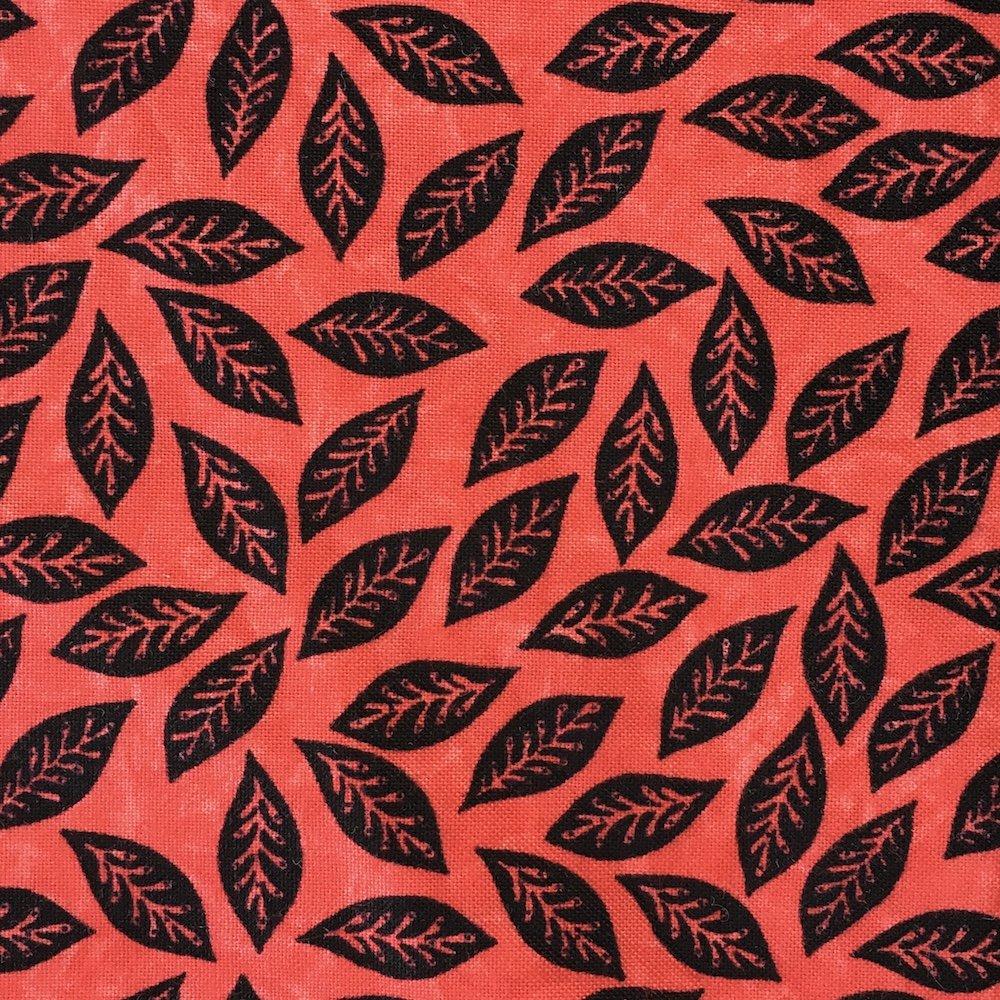 Wild Things - Leaf - Red