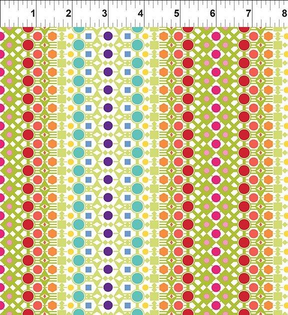 Hummingbird Lane - Mosaic - Multi