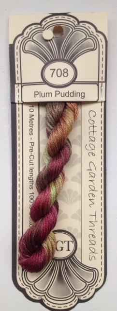 Cottage Garden Threads - 708 - Plum Pudding