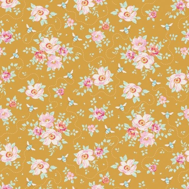 Bumblebee - Rosa Mollis - Golden