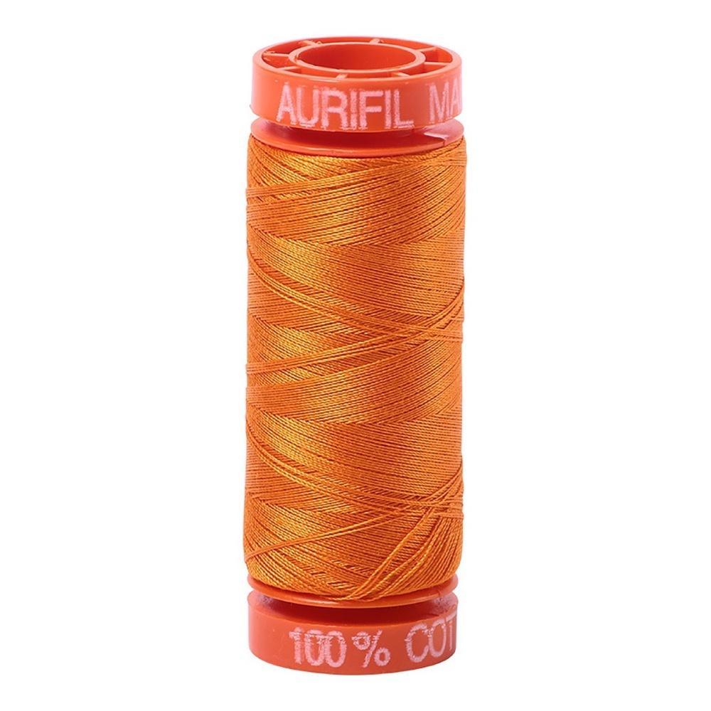 Aurifil Cotton Mako' 50 - 1133 Bright Orange 200m