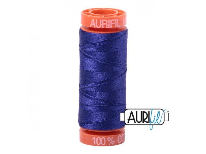 Aurifil Cotton Mako' 50 - 1200 - Blue Violet 200m