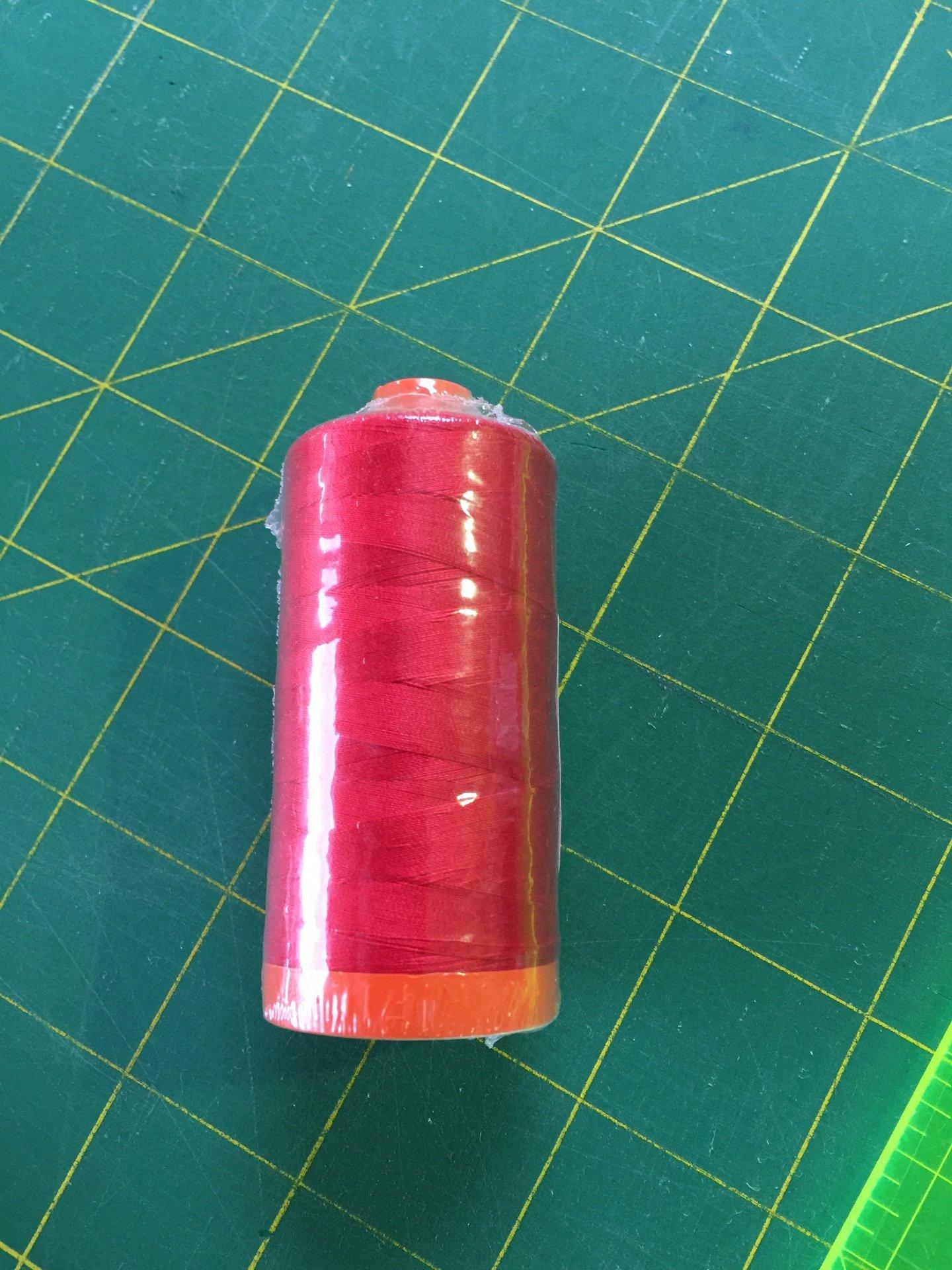 Aurifil Cotton Mako' 50 - 2250 - Red
