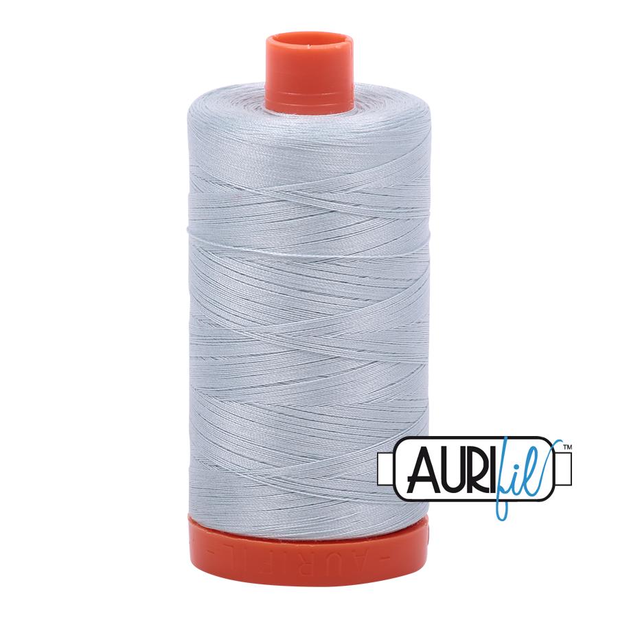Aurifil Cotton Mako' 50 - 2846 - Grey Blue