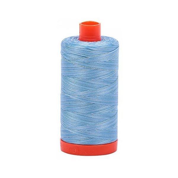 Aurifil Cotton Mako' 50 - 3770 - Stonewash Denim