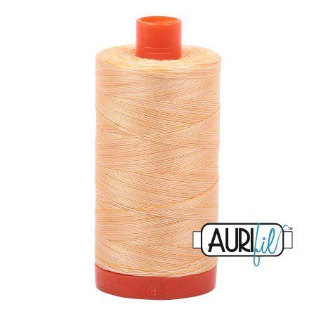 Aurifil Cotton Mako' 50 - 3920 - Golden Glow