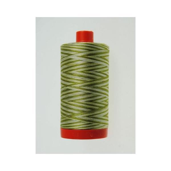 Aurifil Cotton Mako' 50 - 4653 - Limeade