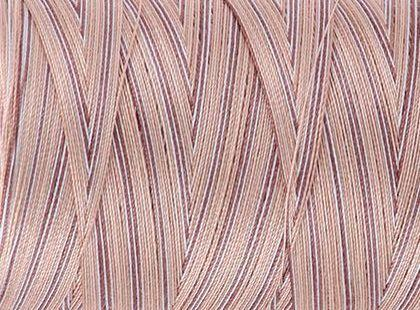 Aurifil Cotton Mako' 50 - 4666 - Biscotti Variegated