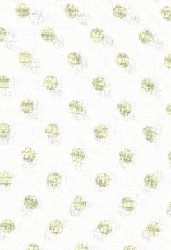 Essentials Polka Dot Cream & Sage