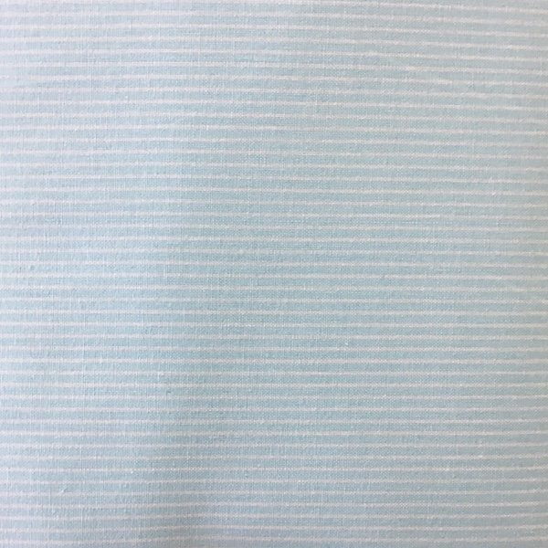 Micro Stripe - Pale Blue