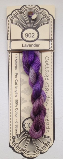 Cottage Garden Threads - 902 - Lavender