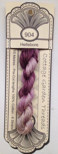 Cottage Garden Threads - 904 - Hellebore