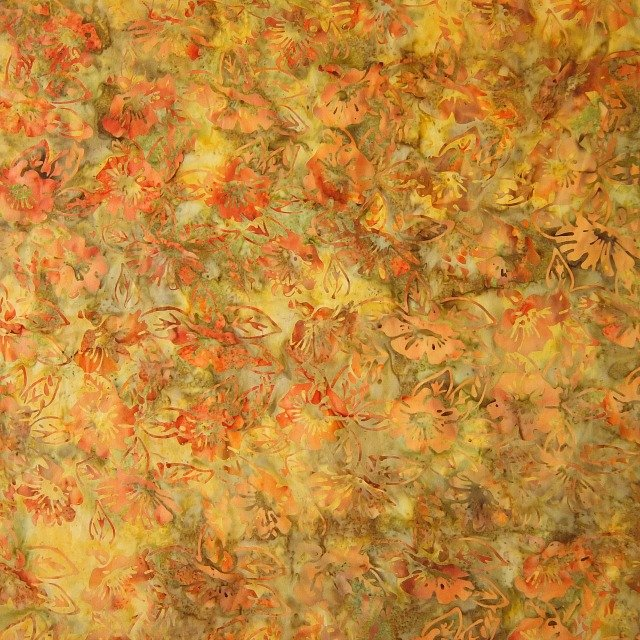 Anthology Batik - Autumn Flowers