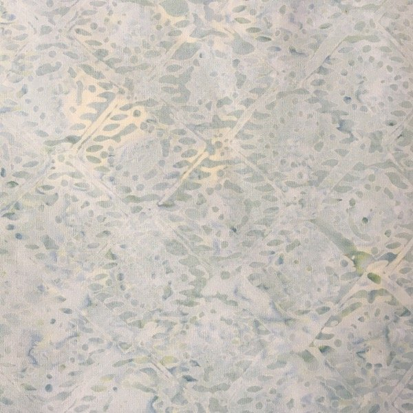 Anthology Batik - Mosaic - Sea Green