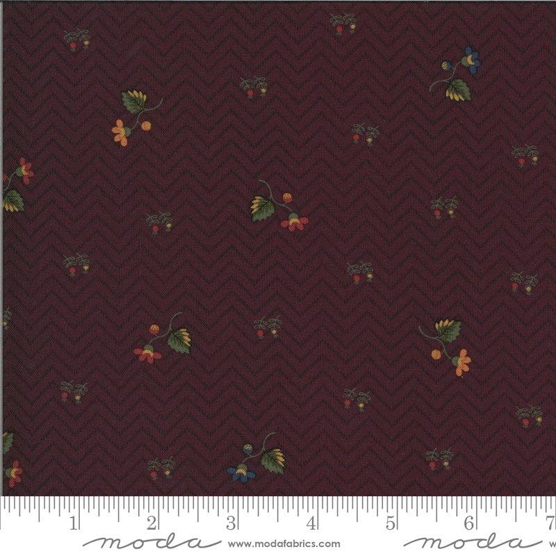 Kansas Troubles Bittersweet Lane - Hydrangea - Small Floral Print