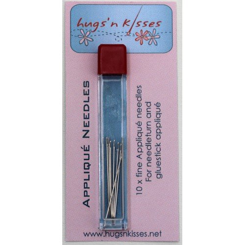 Applique Needles 10 Pack