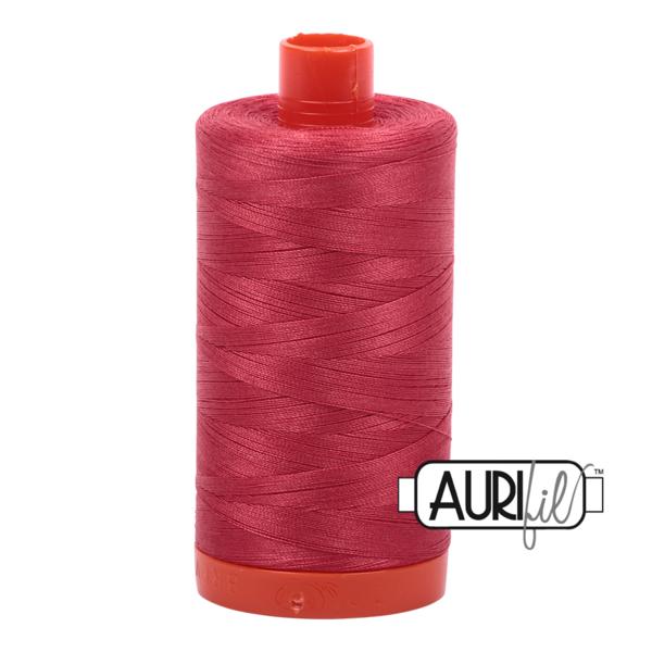 Aurifil Cotton Mako' 50 - 2230 - Med Peony